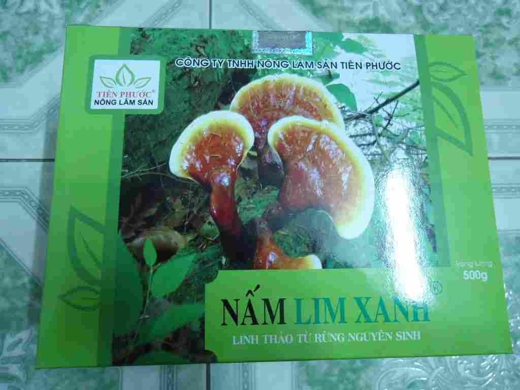 Hình ảnh hộp nấm lim xanh Tiên Phước, Quảng Nam