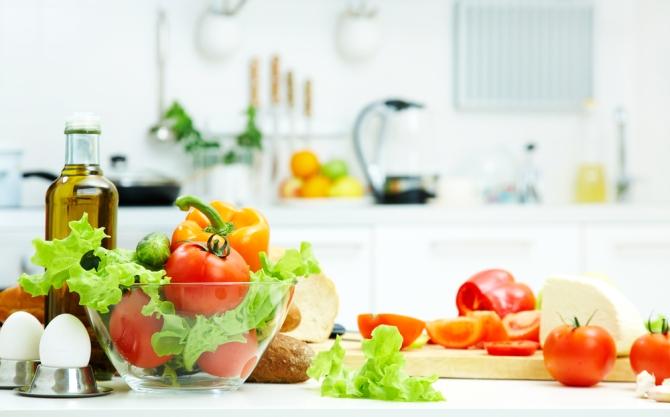 Với một chế độ ăn đúng trước, trong và sau khi xạ trị