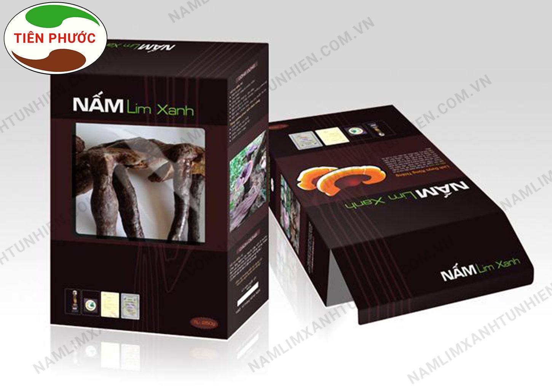 Sản phẩm nấm lim xanh được bán bởi Công ty TNHH Nấm lim xanh Tiên Phước